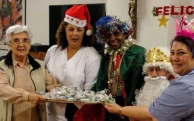El Espíritu de la Navidad llegó a Monsalve